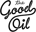 The Good Oil Logo