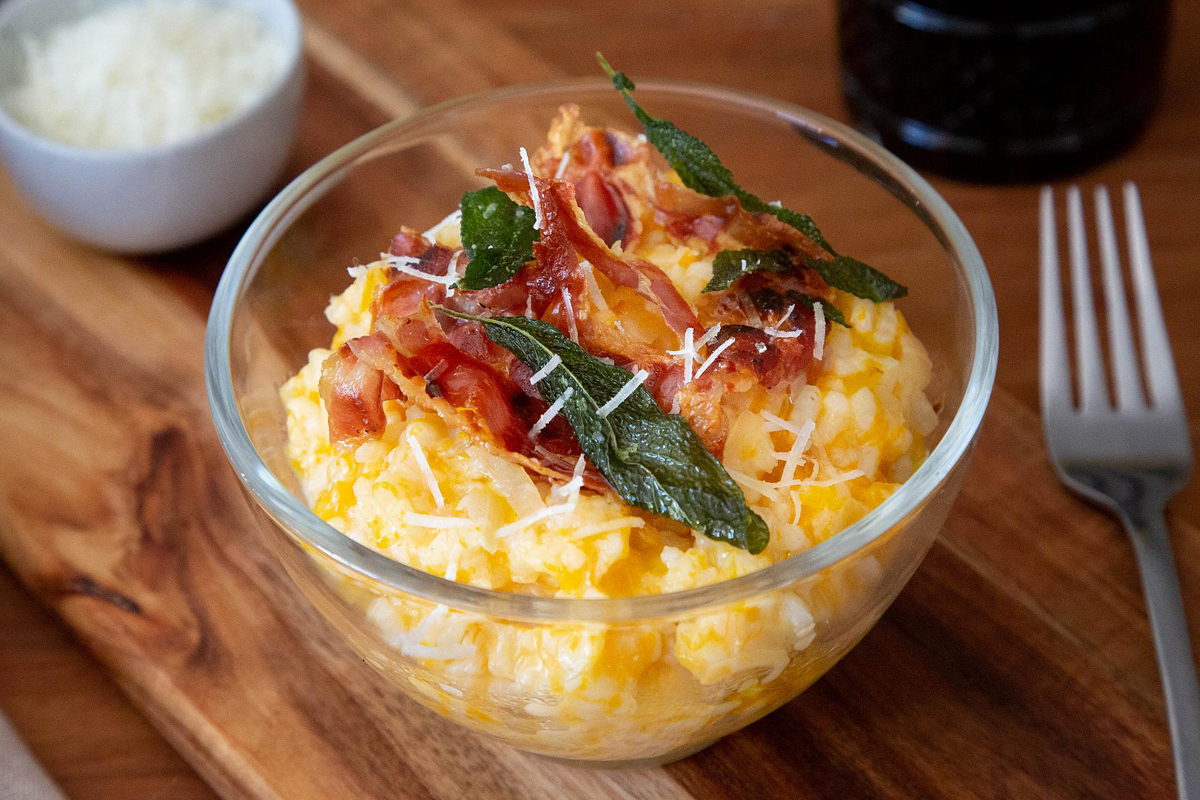 butternut-pumpkin-risotto